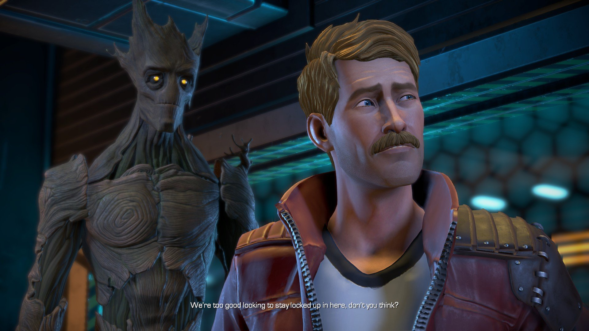 Image result for telltale guardians of the galaxy episode 5