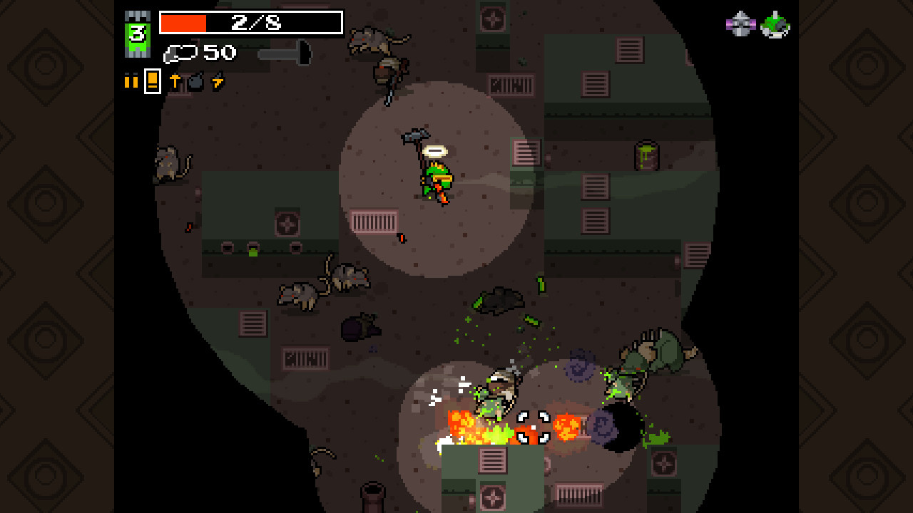 Nuclear Throne's final major update has landed screenshot