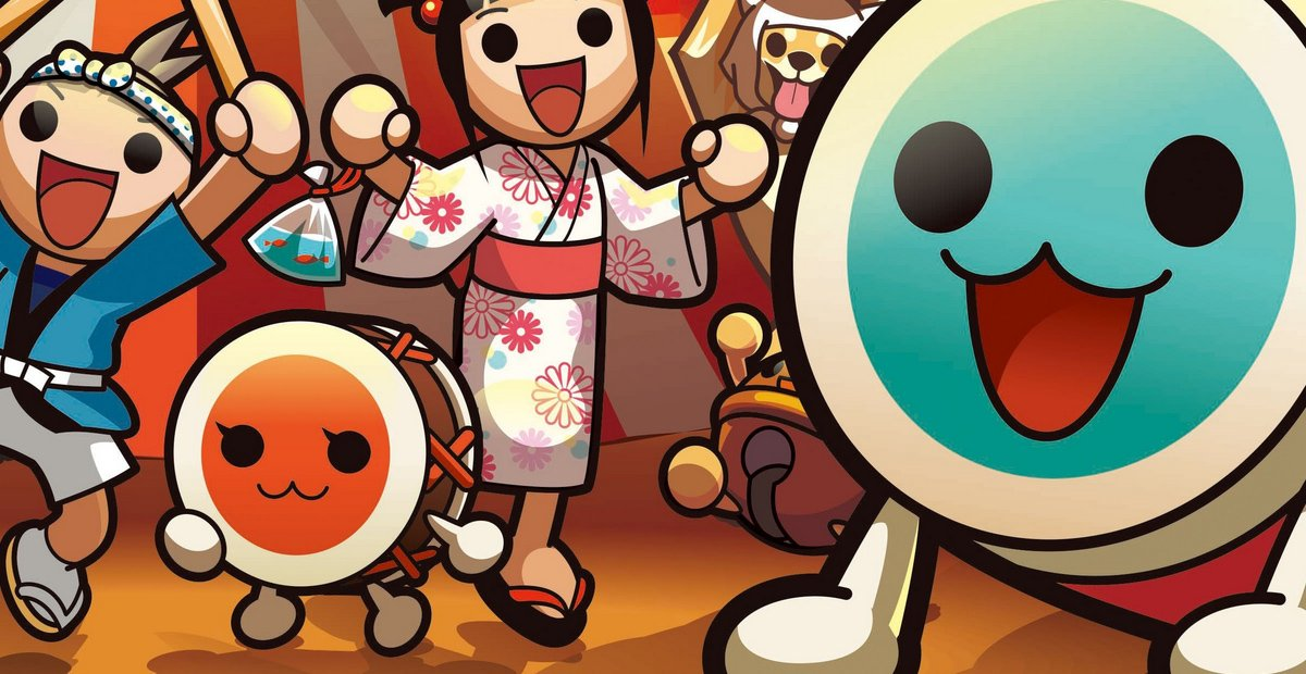 Import Review: Taiko no Tatsujin: Drum Session! screenshot