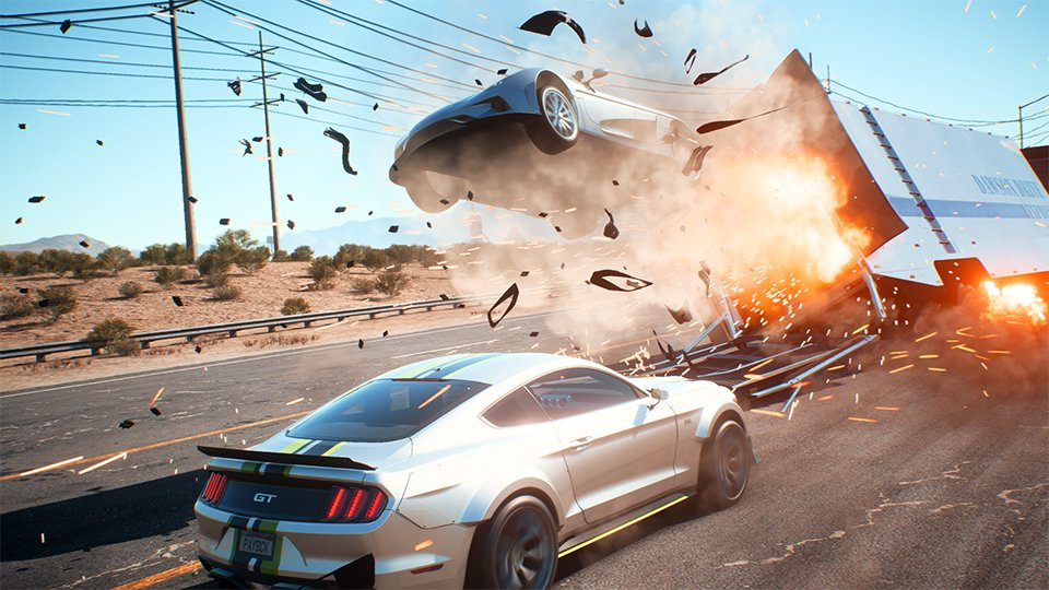 Need for Speed Payback Now Available to Play via EA Access