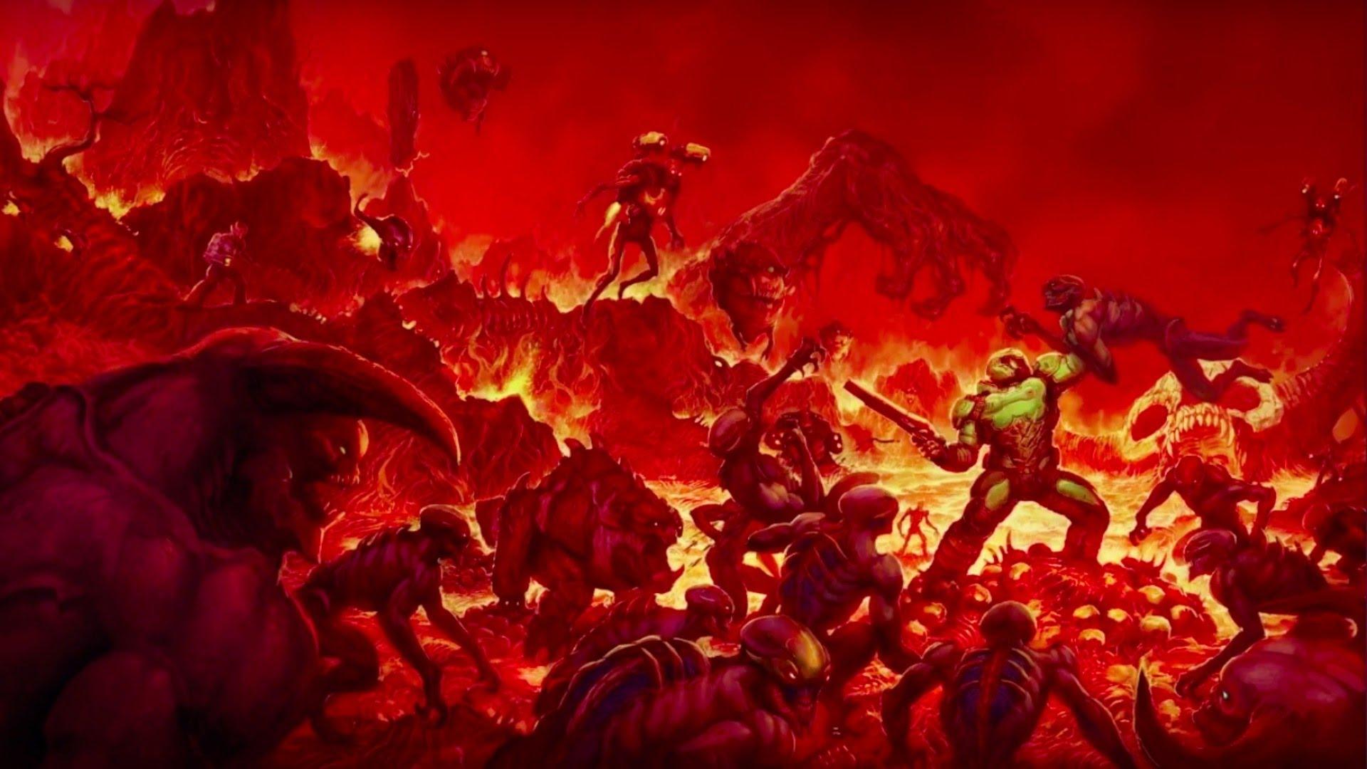 Review: Doom (Switch) screenshot