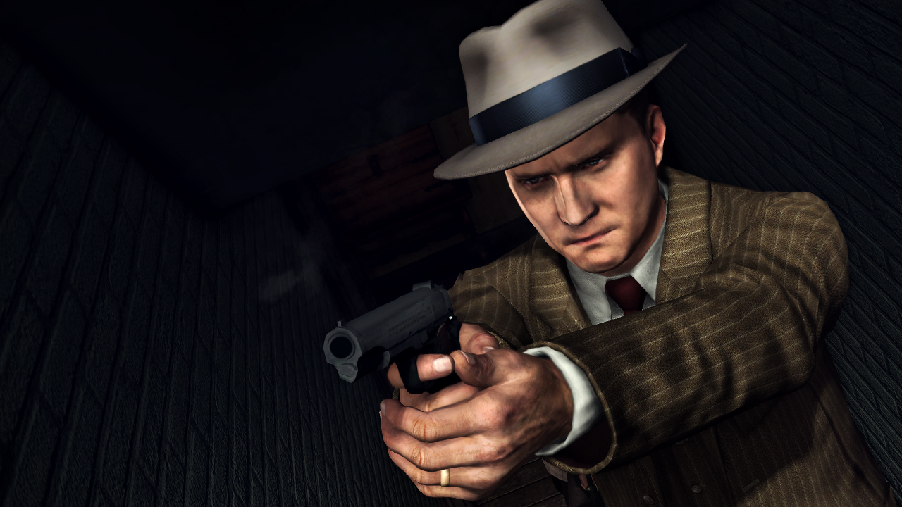 L.A. Noire's remaster changes button prompts to make Cole less psycho screenshot
