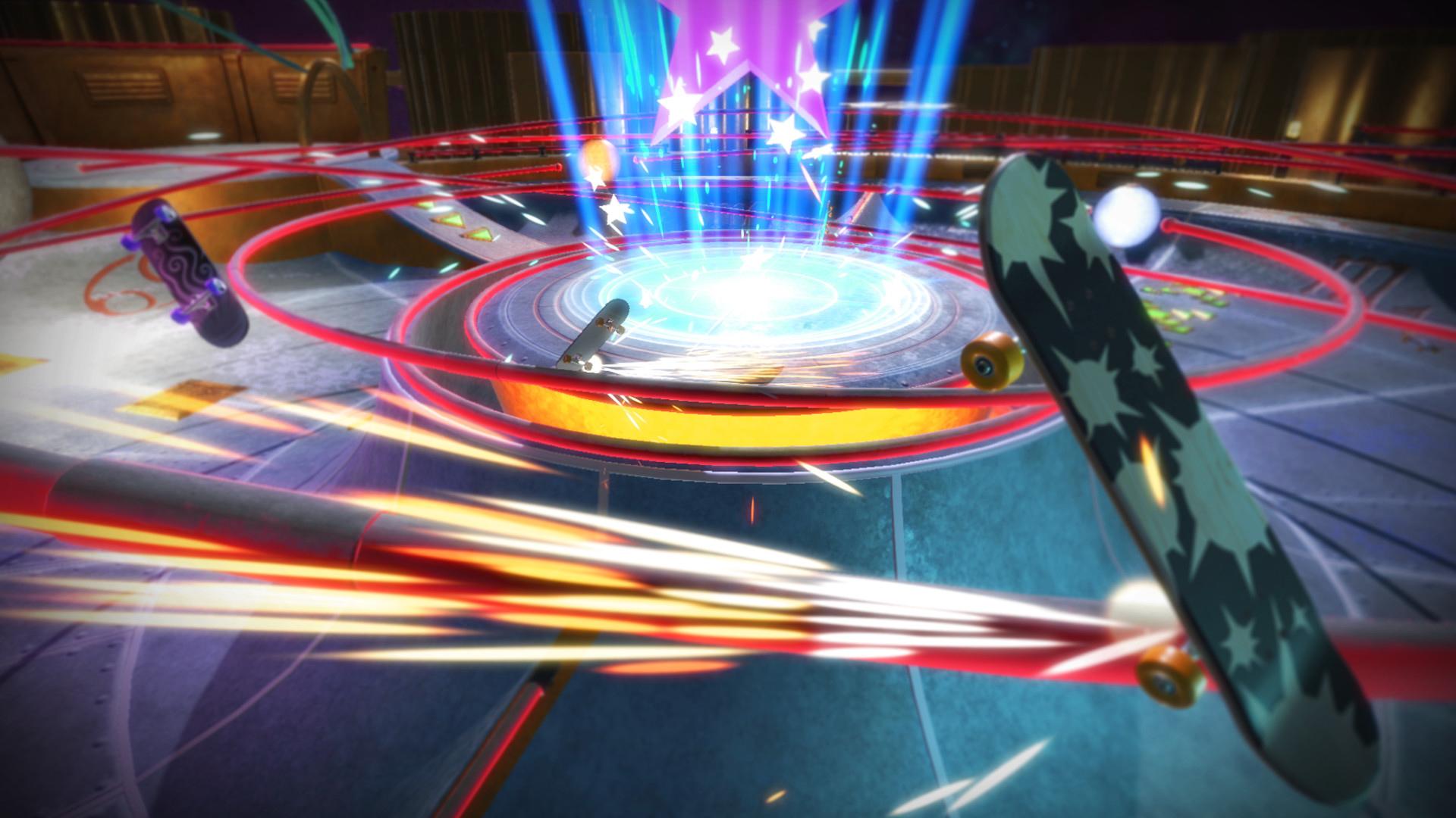 Surgeon Sim studio cancels its skateboarding game Decksplash screenshot