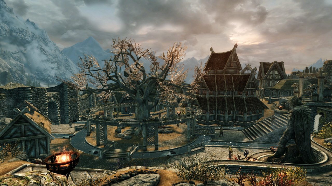 Skyrim Now Available for PlayStation VR and Nintendo Switch