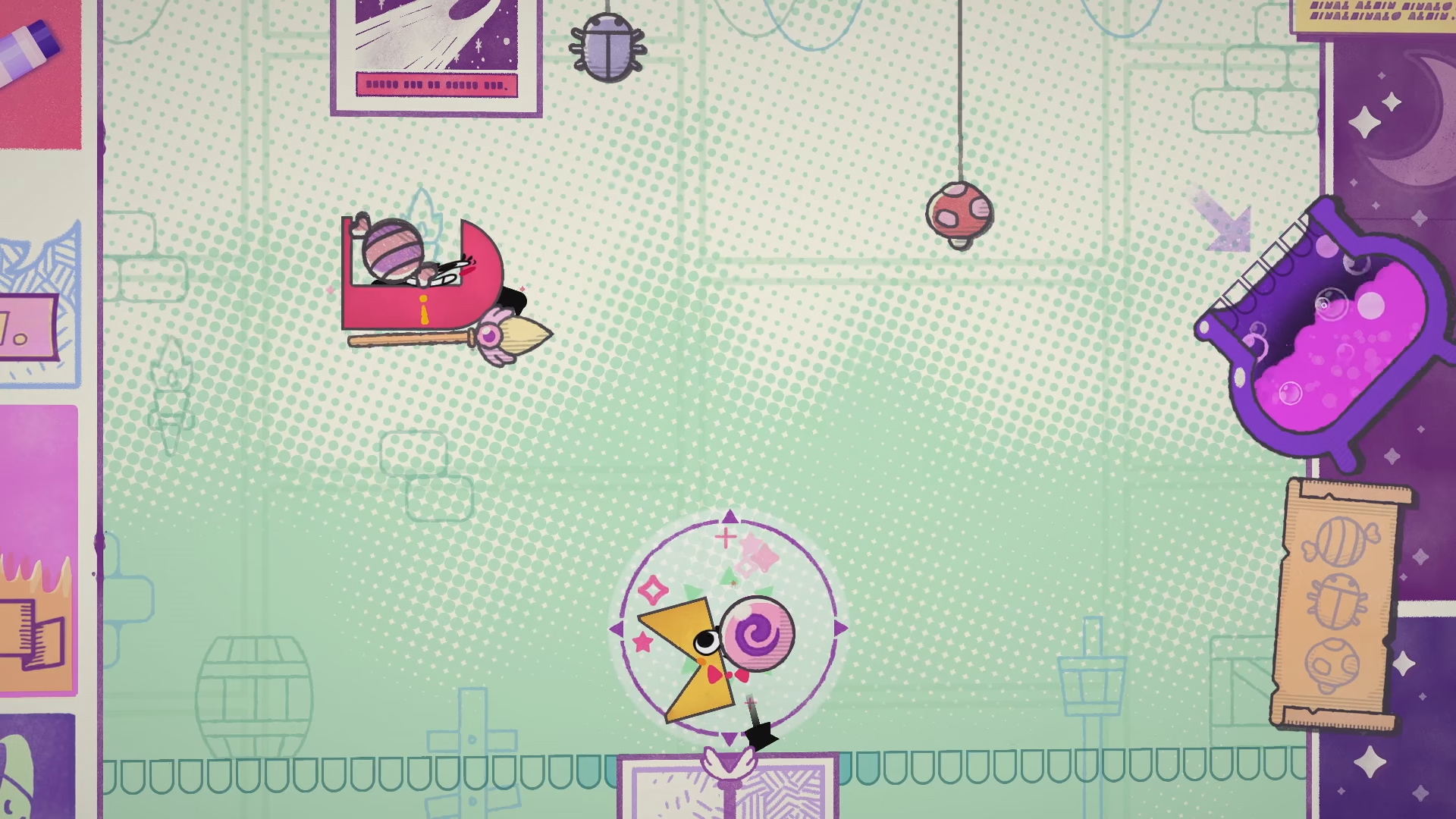 Review: Snipperclips: Cut It Out, Together! DLC screenshot
