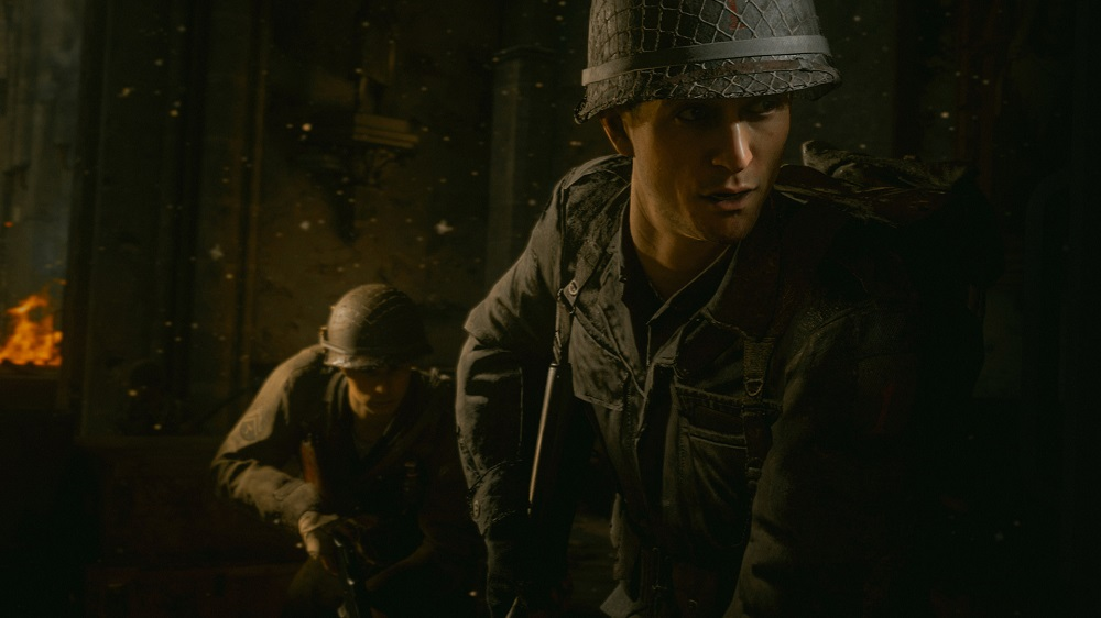 Call of Duty: WWII celebrates second week atop the UK Charts screenshot