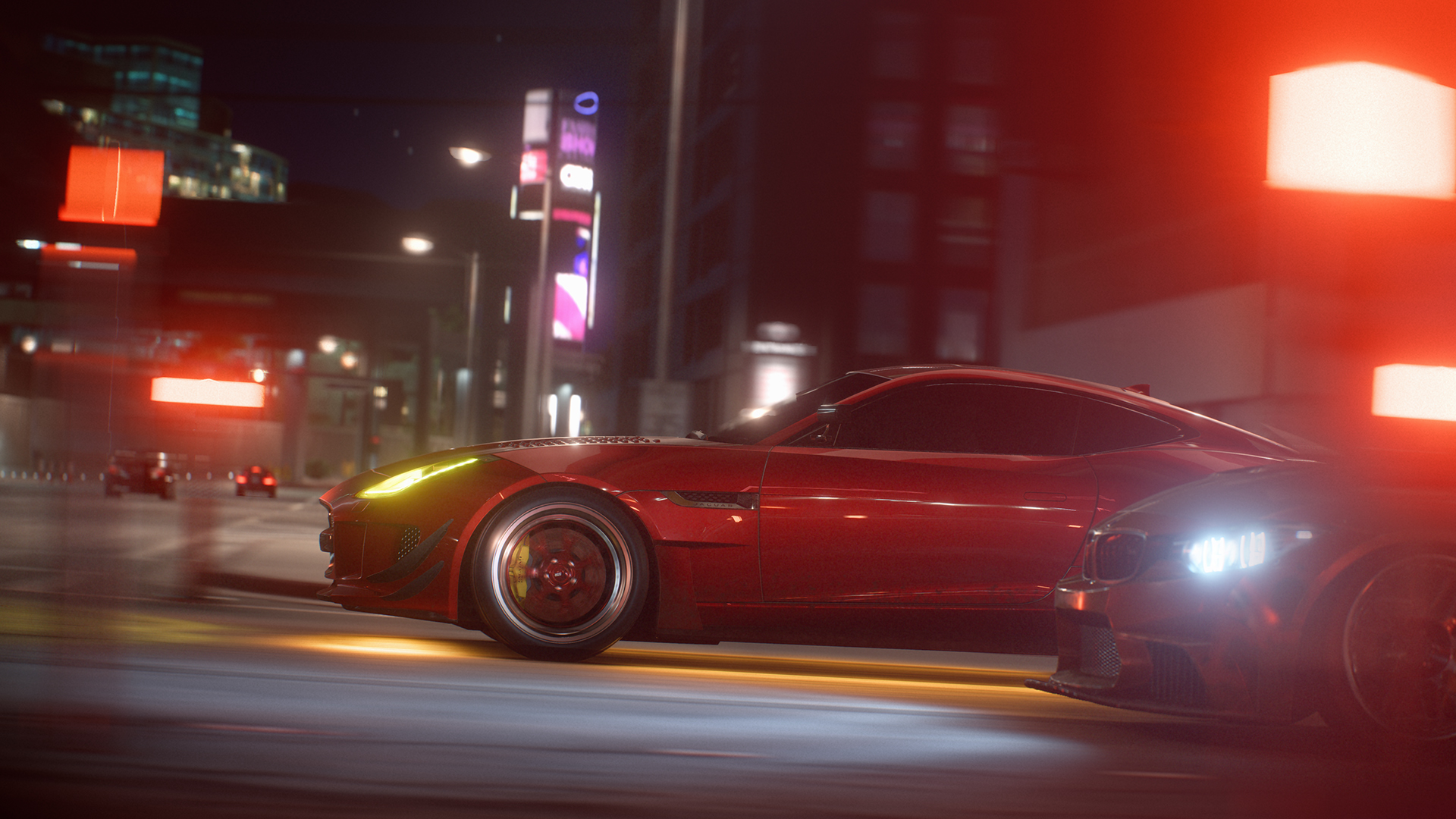 Review: Need for Speed Payback screenshot
