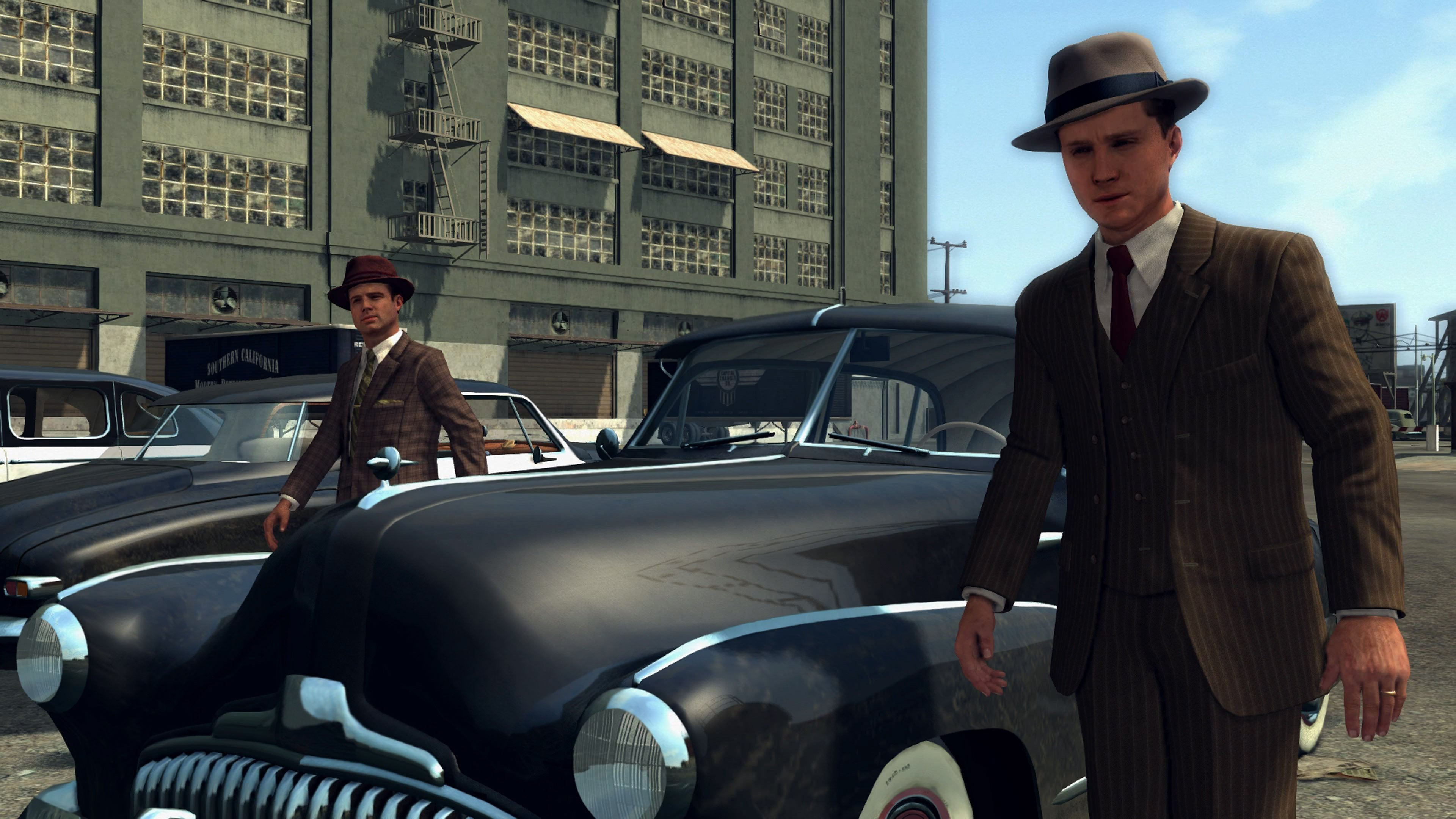 L.A. Noire Switch review