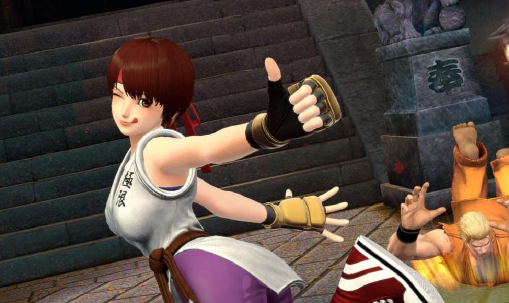 SNK saw a huge increase in sales and profit within the last year screenshot