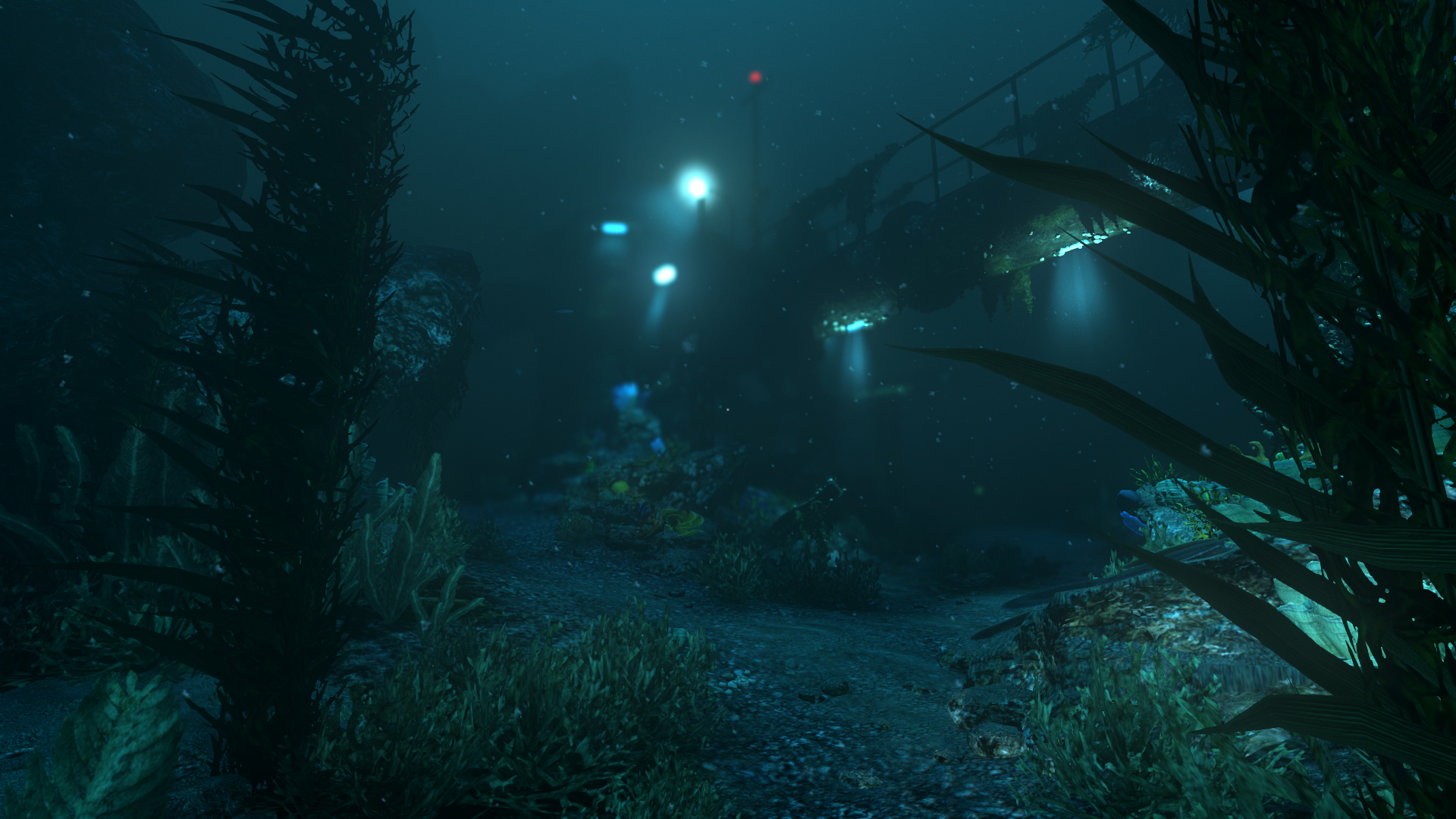 SOMA is coming out with a comforting new 'Safe Mode' screenshot