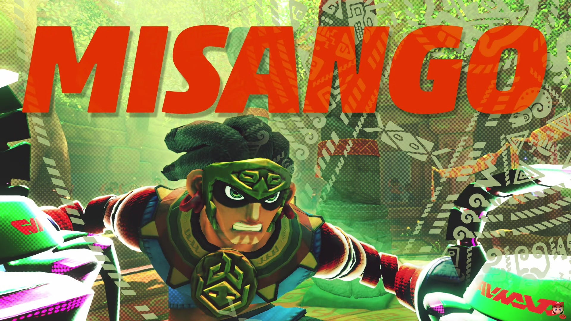 Arms 40 Update Introduces Misango To The Battle Nintendo Switch New Fighter Youtube