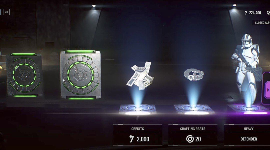 Opinion: Belgium's gambling authority is investigating loot boxes, which is great because it's gambling screenshot