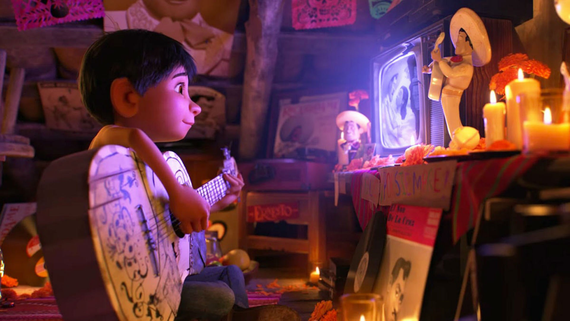 Coco Directors Lee Unkrich Adrian Molina Rated PG Release Date November 22
