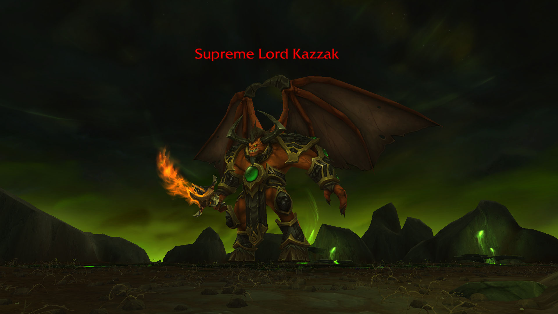 World of Warcraft celebrates its 13th anniversary with legacy bosses screenshot