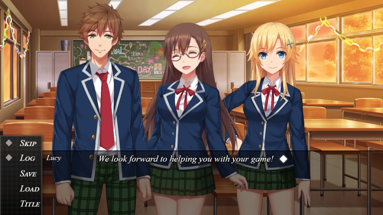 Visual Novel Maker has given me newfound respect for game developers