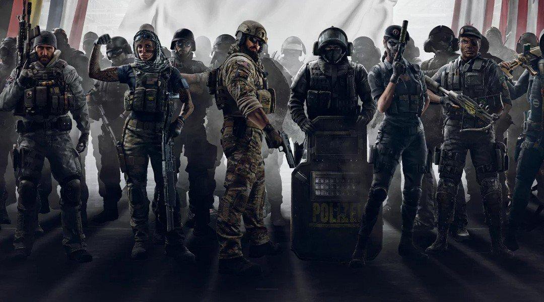 Rainbow Six Siege es un título multijugador de Ubisoft