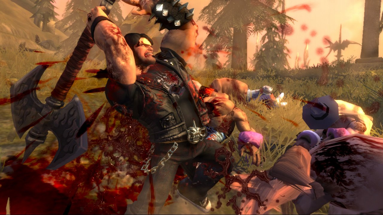 Humble's giving away Brutal Legend for free right now screenshot