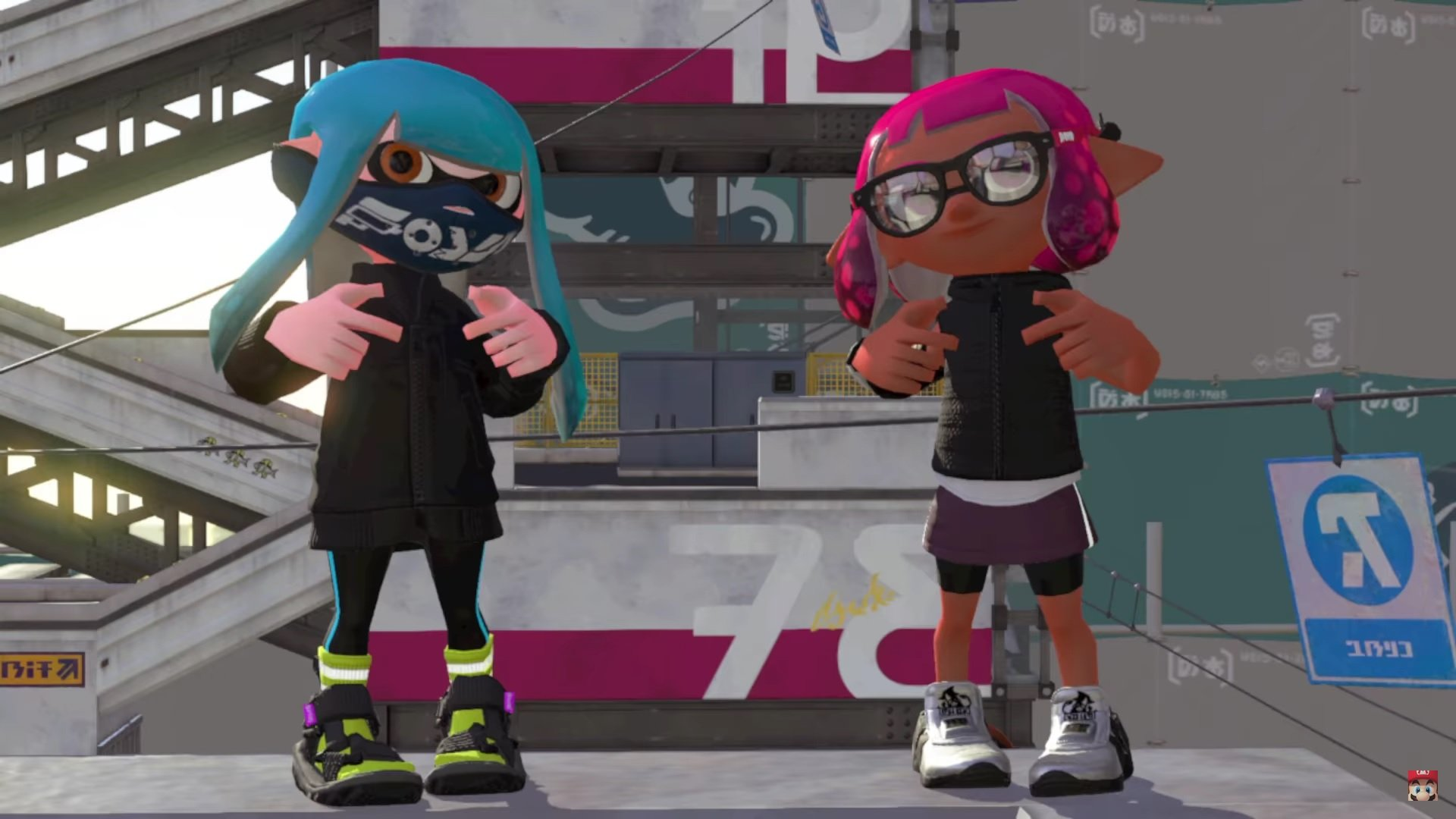 Splatoon 2 is getting some big updates for the holidays screenshot
