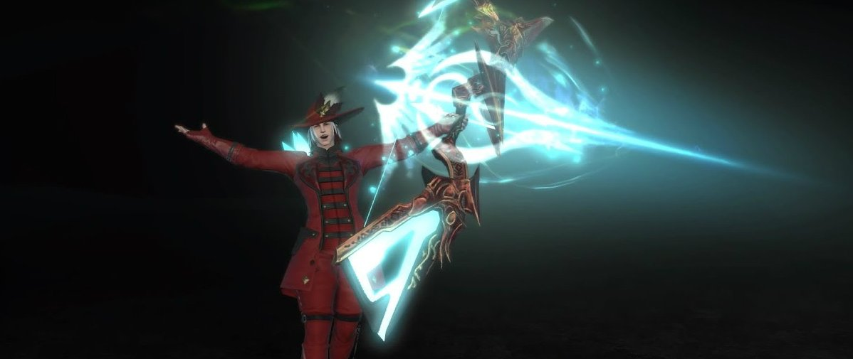Bards can actually play instruments now in Final Fantasy XIV