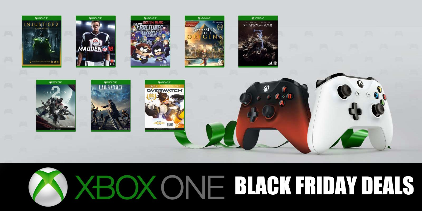 The best Xbox One Black Friday deals from games to console screenshot
