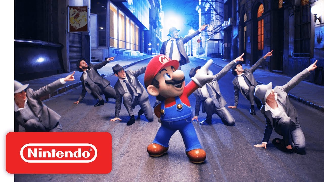 What does the community think of Super Mario Odyssey? screenshot