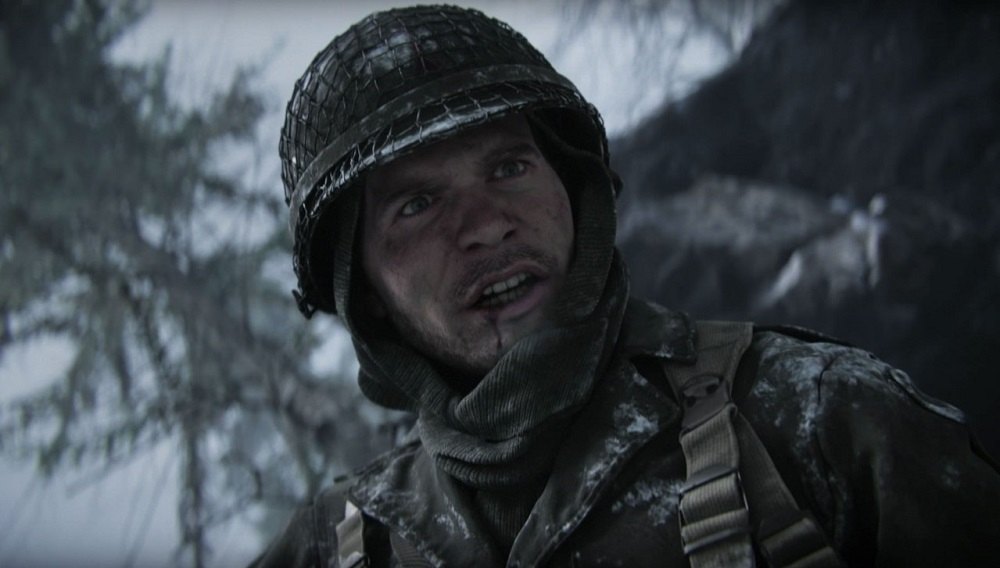 Call of Duty: WWII rules the UK charts for a fourth week screenshot