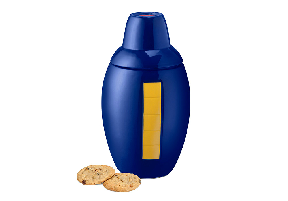 The official Mega Man cookie jar looks like an urn that contains Dr. Light's ashes screenshot