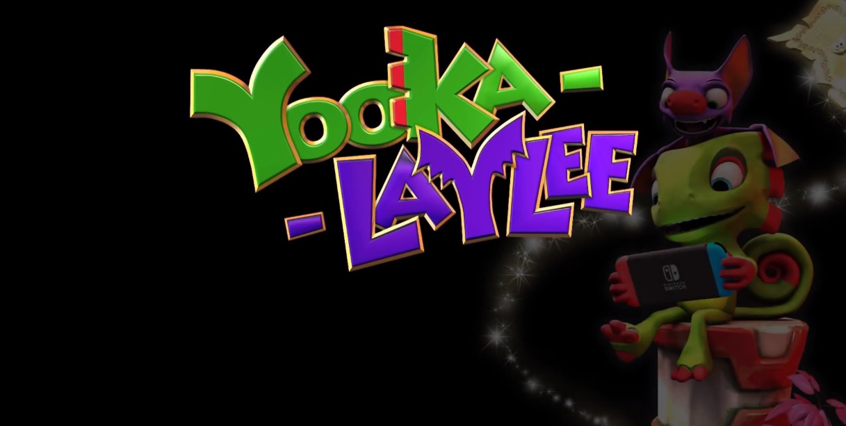 Yooka-Laylee will finally arrive on Switch on December 14 screenshot