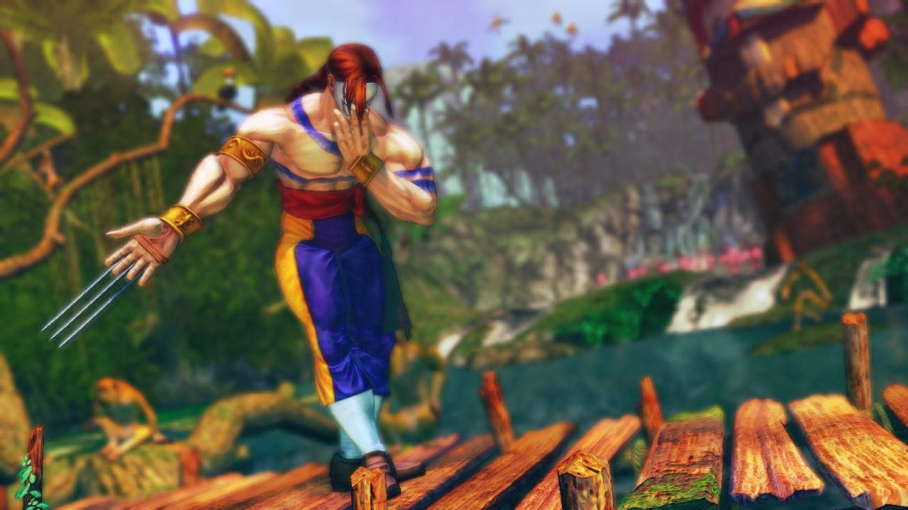 You've got character: Vega (SFIV) screenshot
