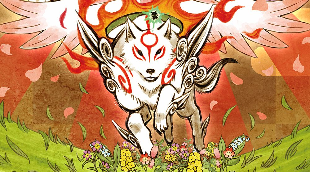 Okami HD still looks like a dream in these new trailers screenshot