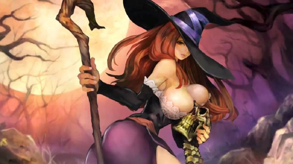 Sorceress bewitches in latest Dragon's Crown Pro trailer screenshot