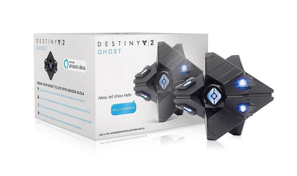 Amazon's Alexa can now help you with Destiny 2