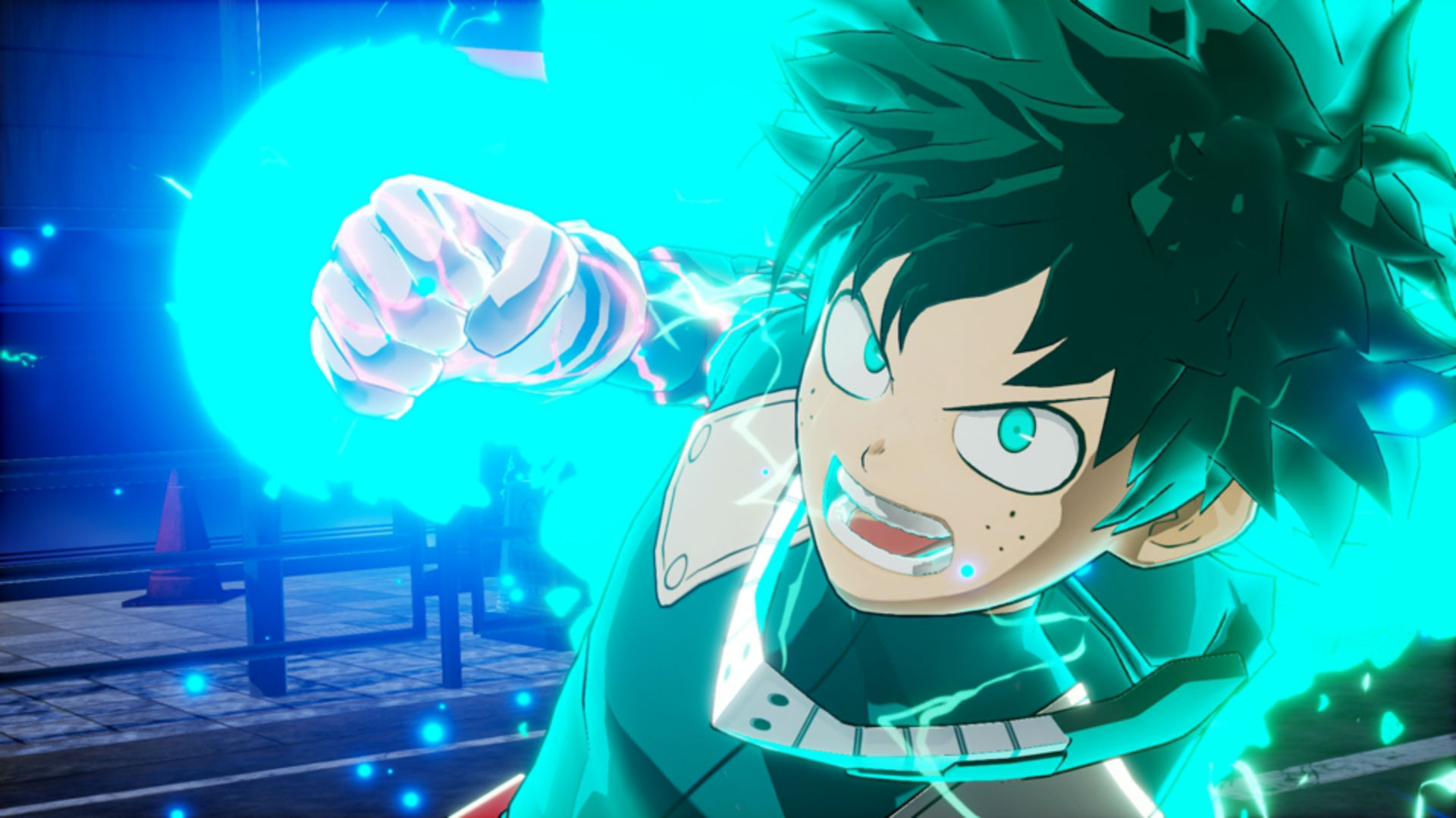 These My Hero Academia One S Justice Screenshots Go Plus Ultra