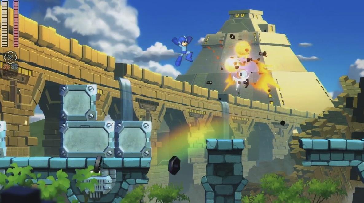 Capcom announces new Mega Man game in 2017...grab your Time Stopper screenshot