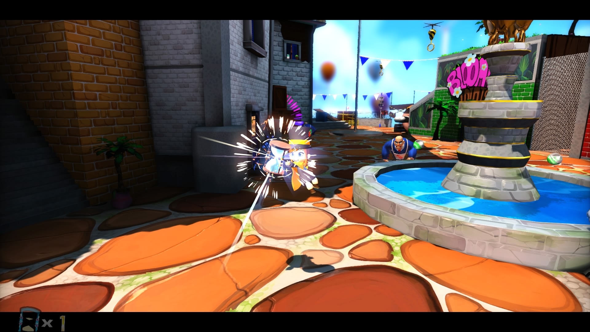 A Hat in Time is the second-best hat-based platformer this year screenshot