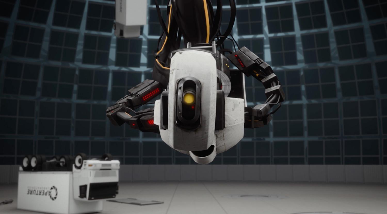 Aperture Science is still alive with Bridge Constructor Portal screenshot