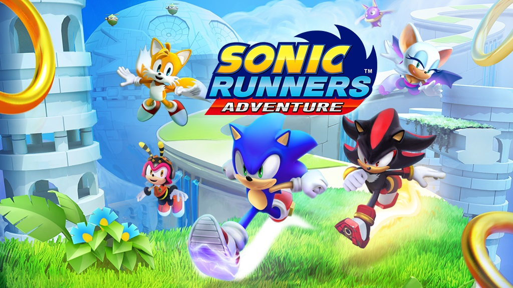 Sonic Runners Adventure is zipping onto mobile devices soon screenshot
