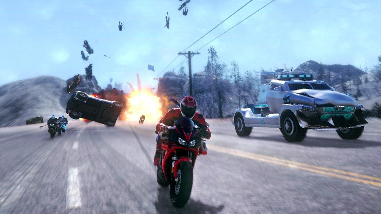 Nutaku is funding an X-rated version of Road Redemption screenshot