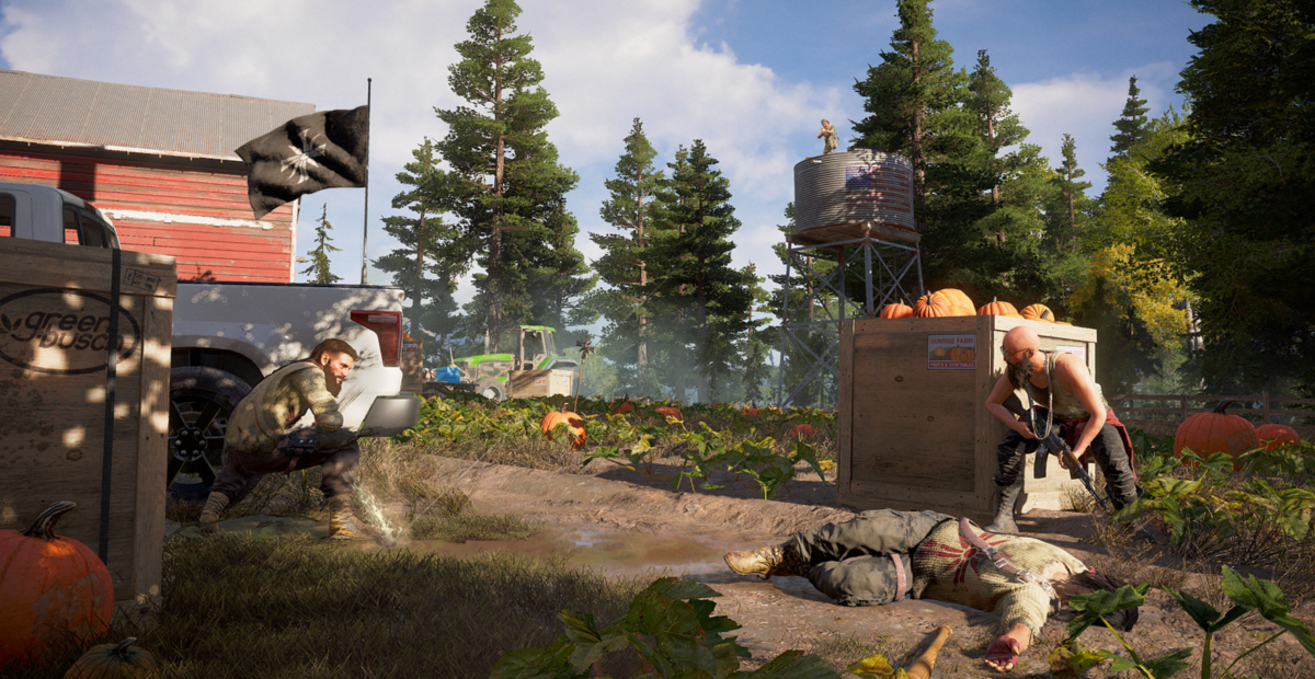 Far Cry 5 and The Crew 2 delayed screenshot