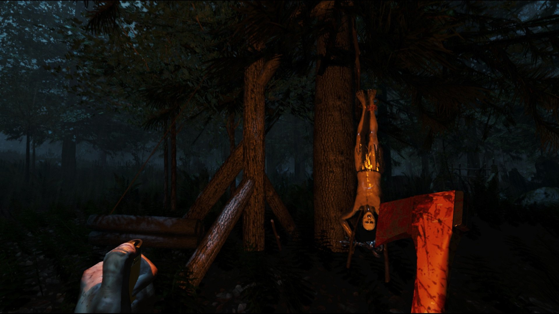 The Forest Gets A New Trailer And 2018 Ps4 Release Window