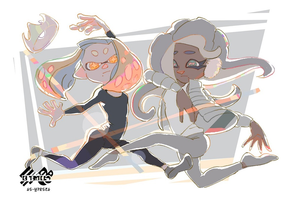 japan s splatfest results will keep you warm this winter