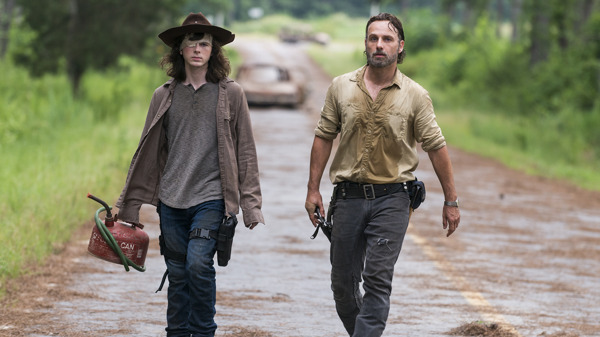 The Walking Dead Season 8 Recap: 'How It's Gotta Be' screenshot