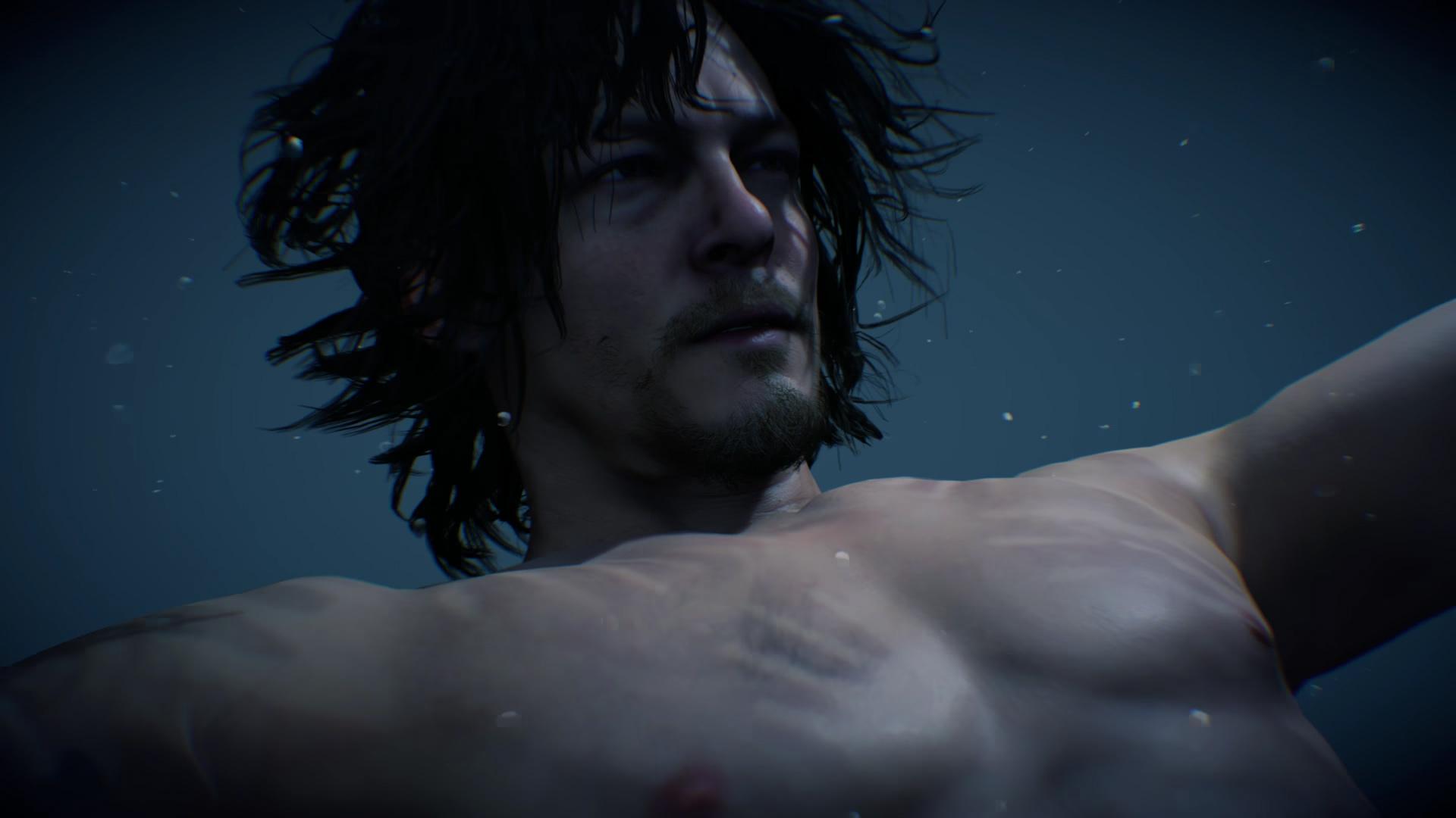 Kojima makes sense of the new Death Stranding trailer screenshot