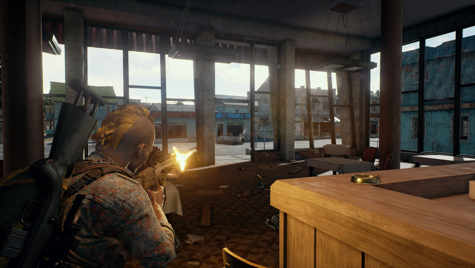 Xbox isn't the best place to play PUBG, but it's the most accessible screenshot