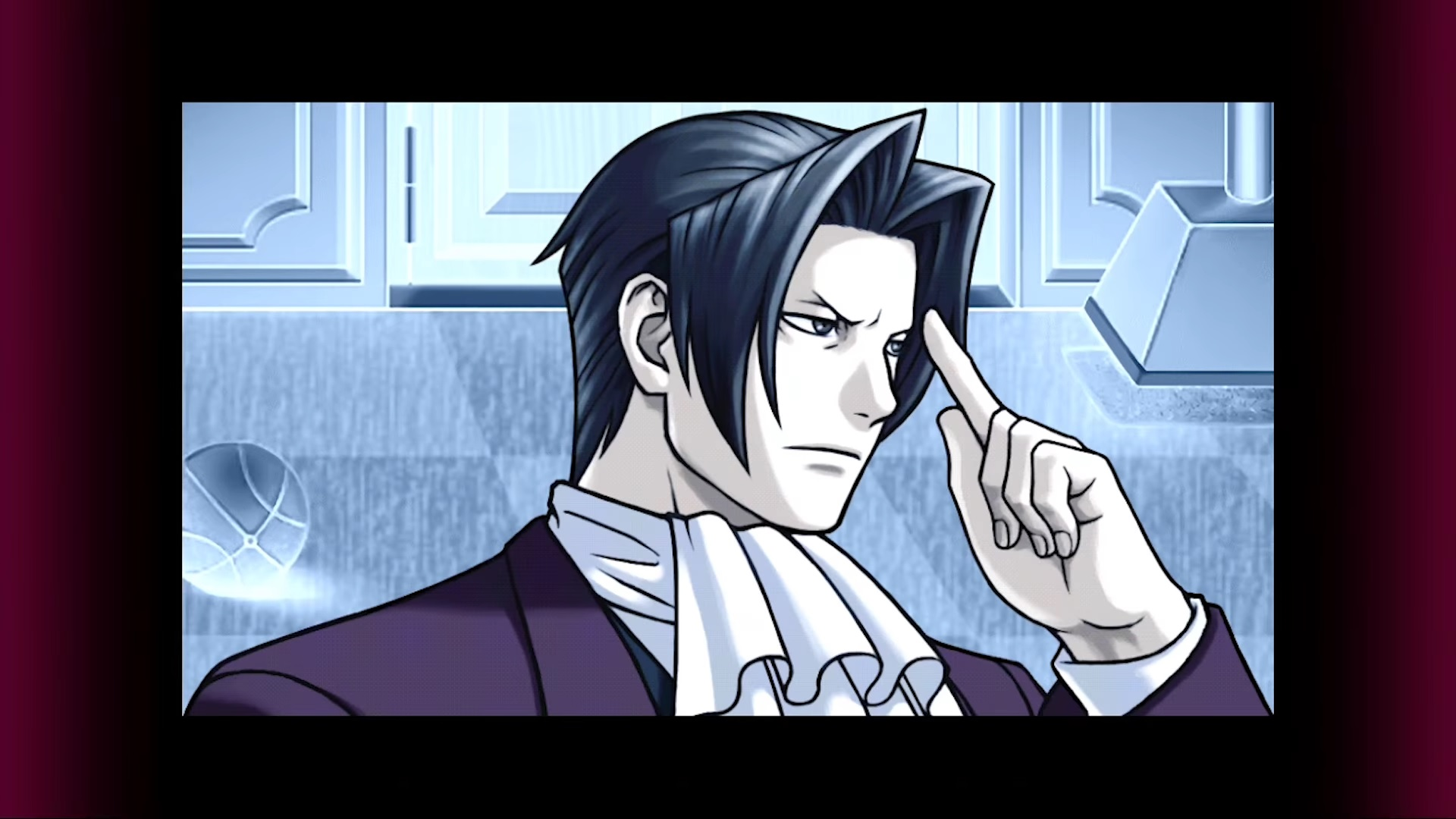 Ace Attorney Investigations is now available on iOS and Android screenshot