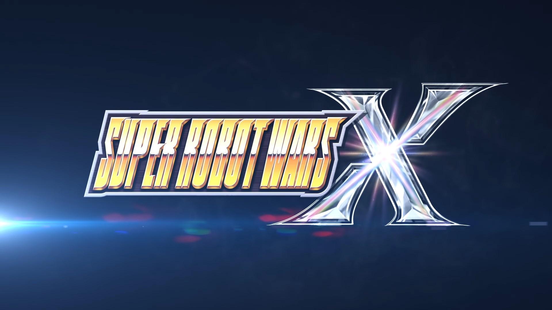 Super Robot Wars X announced for 2018 screenshot