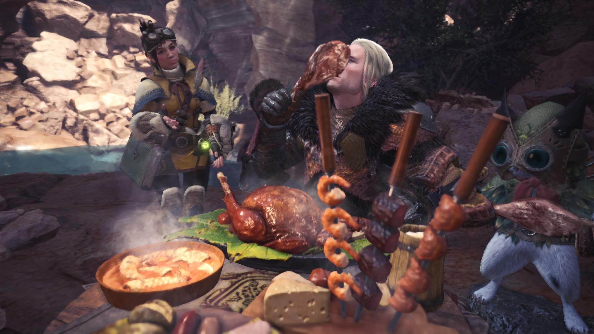 Monster Hunter: World's Beta Was A Total Blast