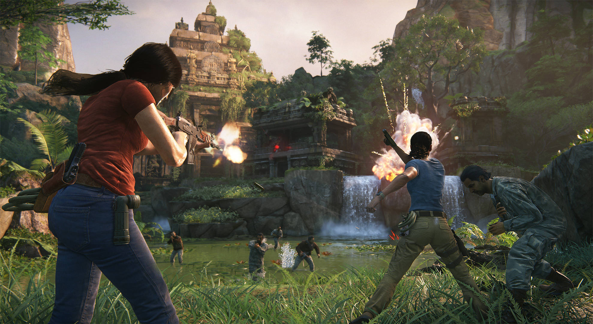 The Uncharted series has sold 41.7 million copies to date