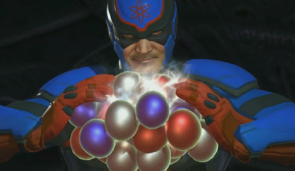 The Atom Blowin' Up In Injustice 2 Now