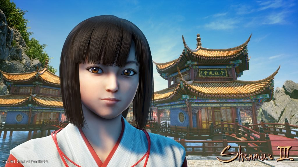 Shenmue III team reveals new character, partnership